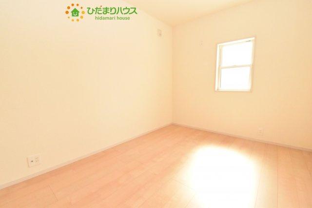 【洋室】北本市石戸5丁目 新築一戸建て リーブルガーデン 04
