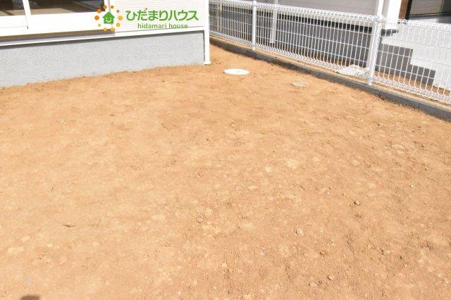 【庭】北本市石戸5丁目 新築一戸建て リーブルガーデン 04