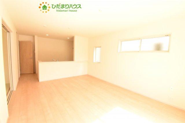 【居間・リビング】北本市石戸5丁目 新築一戸建て リーブルガーデン 04