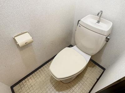 【トイレ】向山コーポ