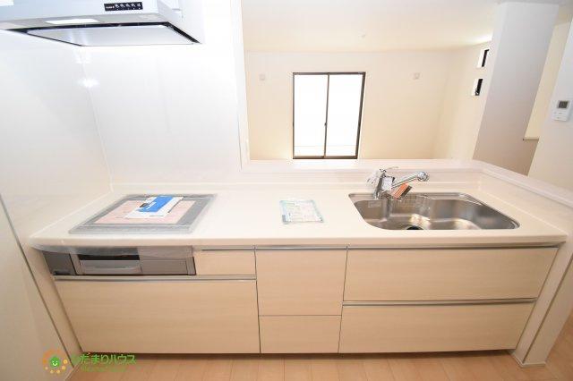 【キッチン】伊奈町小室 20-1期 新築一戸建て リナージュ 01
