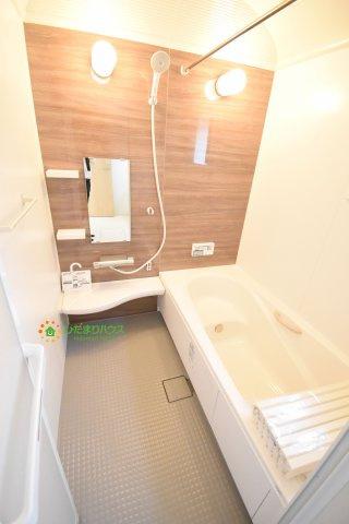 【浴室】伊奈町小室 20-1期 新築一戸建て リナージュ 01