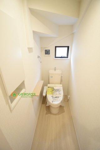 【トイレ】伊奈町小室 20-1期 新築一戸建て リナージュ 01