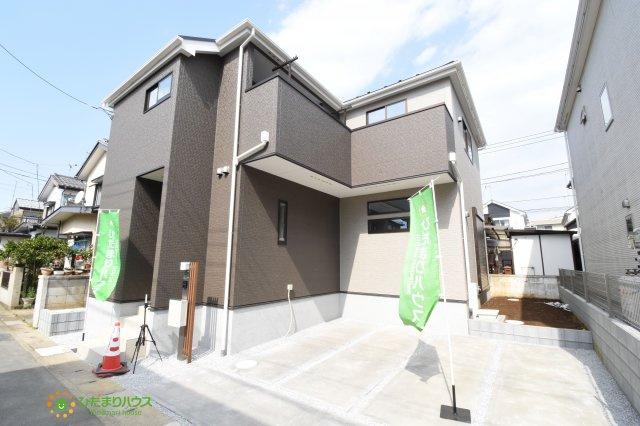 【外観】伊奈町小室 20-1期 新築一戸建て リナージュ 01