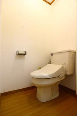 【トイレ】星が丘アパートメント
