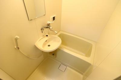 【浴室】星が丘アパートメント