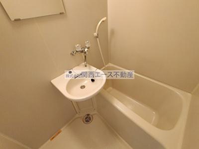 【浴室】セントラルパーム