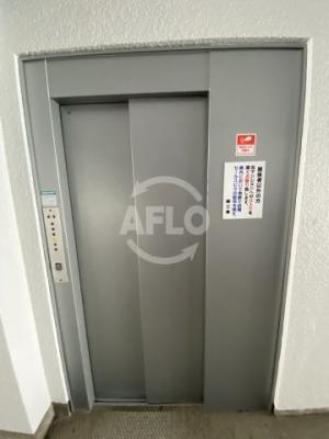 三恵ガーデンハイツ エレベーター