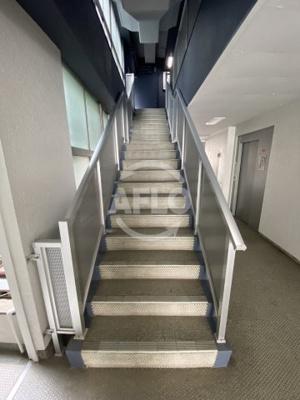 三恵ガーデンハイツ 階段