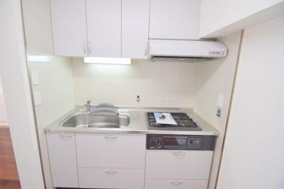 【キッチン】アパートメントK's福島