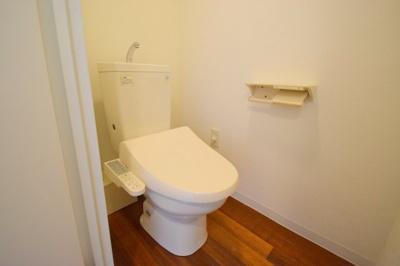 【トイレ】アパートメントK's福島