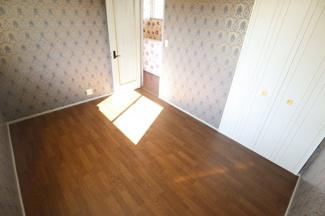 2階洋室。 男性向け洋室。