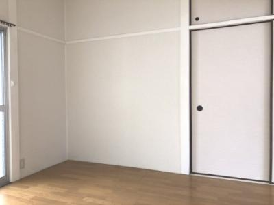 きれいな洋室です