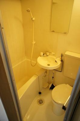 【浴室】サニープラザ Aタイプ