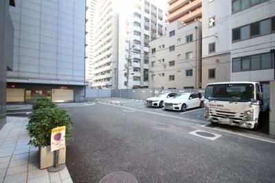 【駐車場】マークラー神戸ビル