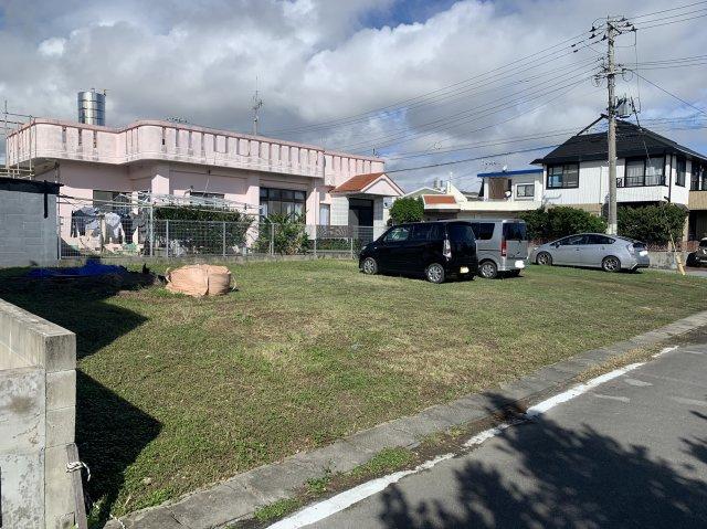 【外観】沖縄市比屋根売土地