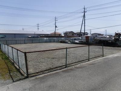 【外観パース】南アルプス市有野96坪売地