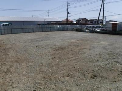 【周辺】南アルプス市有野96坪売地