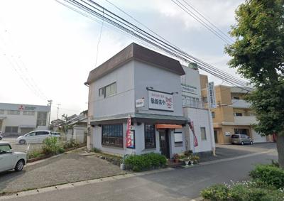 【外観】森松町住居付店舗