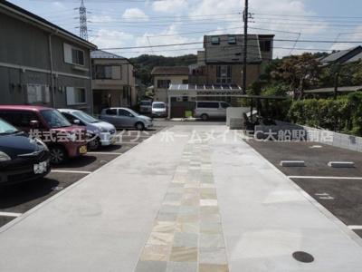 【駐車場】カーサコンフィ