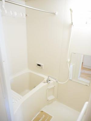 【浴室】エリシオン日高 D棟