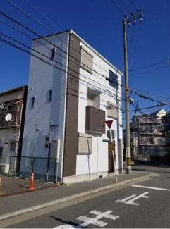 【外観】西淀川区姫島6丁目 新築戸建