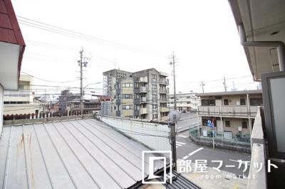 【展望】井川ハイツ