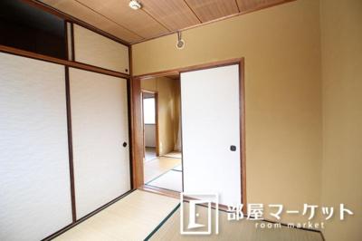 【寝室】井川ハイツ