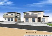 南アルプス市小笠原 新築分譲住宅1号棟の画像