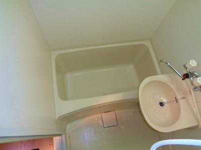 【浴室】アロース我孫子東
