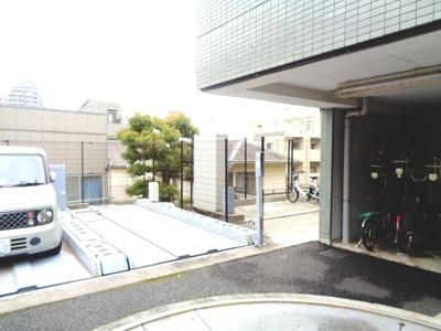 【駐車場】マーサル中野坂上