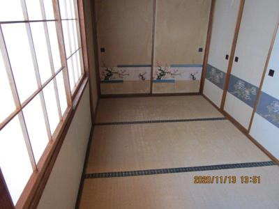 2階和室3帖