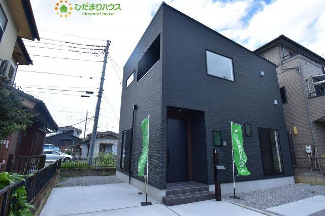 【外観】鴻巣市宮前 新築一戸建て