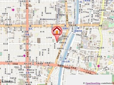 【地図】Do・Dream寺町(ドゥ・ドリーム寺町)