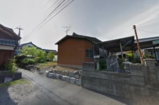 【外観】近江八幡市牧町 中古戸建