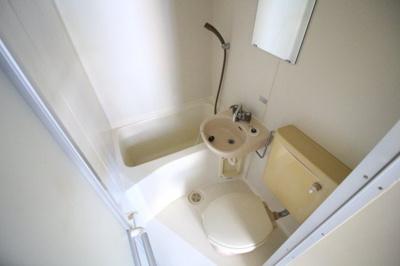 【浴室】鶯町マンション