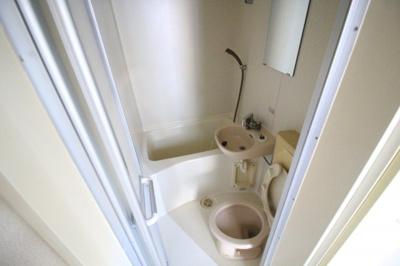 【トイレ】鶯町マンション
