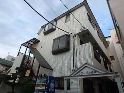 【外観】ユニーブル板橋