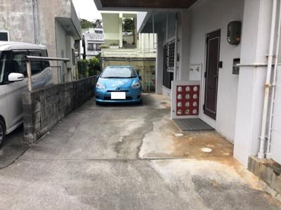 【駐車場】嘉陽アパート2
