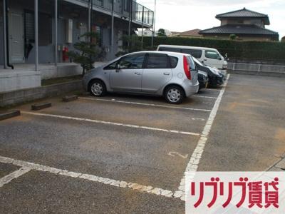 【駐車場】メゾンシエール