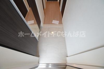 【玄関】富士林プラザ15番館
