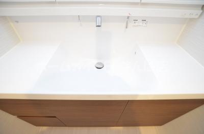 【独立洗面台】富士林プラザ15番館