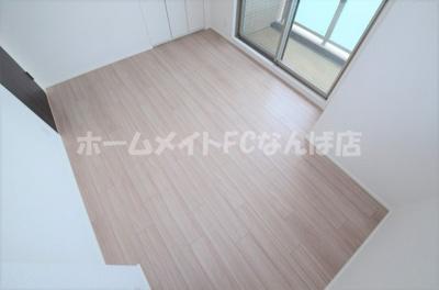【寝室】富士林プラザ15番館