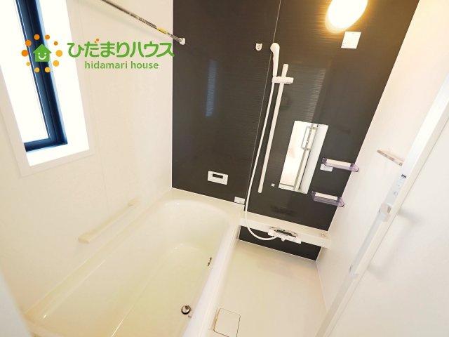 【浴室】土浦市板谷第10 新築戸建 1号棟