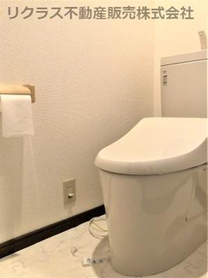 1階トイレです