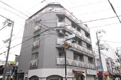 【外観】駅近!RC造一棟マンション!