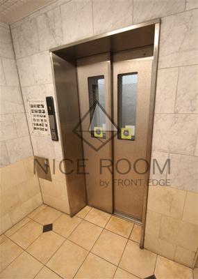 クレアシオン白金台 エレベーター