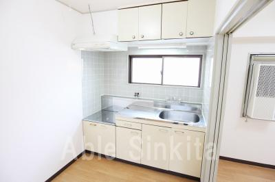 【キッチン】グリーンコート258