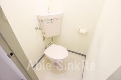 【トイレ】グリーンコート258