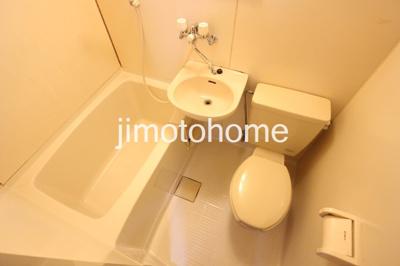 【浴室】奥内西本町マンション
